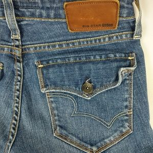 Big Star Remy Boot Low Rise 26R Jeans